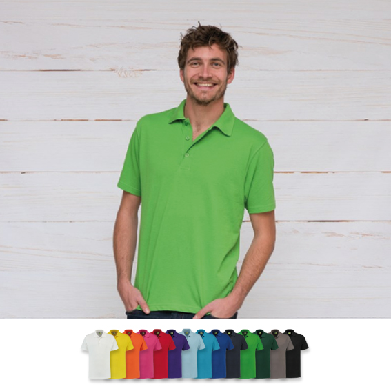 Lemon & Soda POLO BASIC MIX SS – LEM3500 (for him)