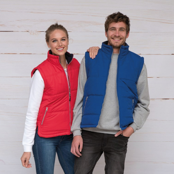 Lemon & Soda BODYWARMER UNISEX – LEM3770