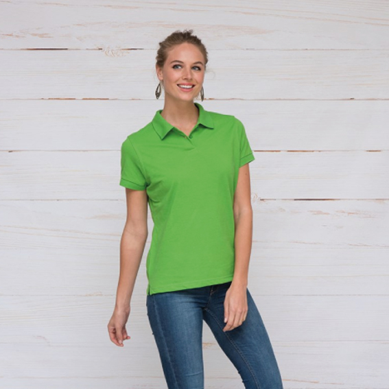 Lemon & Soda POLO BASIC MIX SS – LEM3502 (for her)