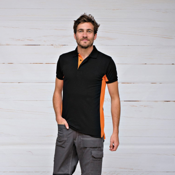 Lemon & Soda POLO WORKWEAR SS – LEM4600