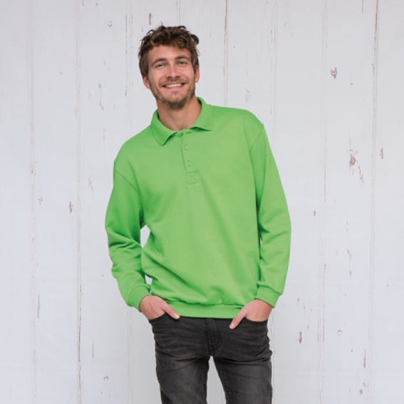 Lemon & Soda POLOSWEATER – LEM3210 (for him)